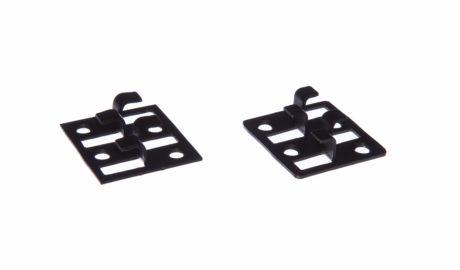 Klipsz B2-B / rozsdamentes acél (színes) (100 db/doboz) teraszburkolathoz >130mm