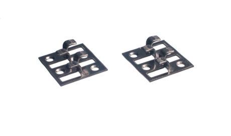 Klipsz B2 / rozsdamentes acél (100 db/doboz) teraszburkolathoz >130mm